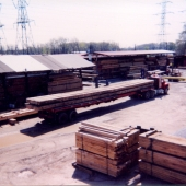 60 Foot Oak Barge Mats